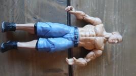 2010 Wwe Mattel John Cena Figurine Lutte sans Bras Bracelets - $6.25