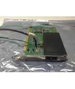 Vintage IBM Aptiva Modem Card Model:DF-1133HV/A2 FRU76H1762 With Cables - $20.76