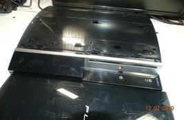 Play Station 3 PS3 Top Case With cover-Scratches-Just OK- CECHB01 CECHG01-READ - $25.00