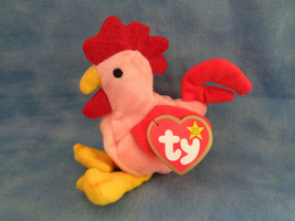 TY McDonald's Teenie Beanie Baby Strut The Rooster w/ Tags - $1.95
