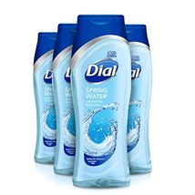 Dial Body Wash, Spring Water, 21 Ounce Pack of 4 - $22.12