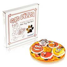 Easyology Cat Toys Interactive Pizza: The ONLY Cat Toy Served in a Pizza... - $24.91