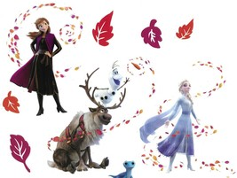 Roommates Frozen II Wall Decal Set RMK4296SS