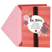 """Hallmark Valentine's Day Card for Significant Other (Love You More) 5.8""""... - $11.45"""