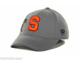 Syracuse Orange - Tow Ncaa Sketched Gray Stretch Fit CAP/HAT - Osfm - $18.04