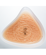 Amolux Envy Body Shop Triangle Diamond Asymmetrical Silicone Breast Forms - $229.95