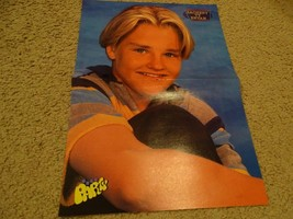 Jonathan Taylor Thomas Zachery Ty teen Bryan magazine poster clipping Teen Party