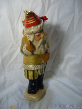 Vaillancourt Folk Art Santa Delivery Golden Gifts Personally Signed by Judi image 2