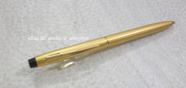 Pierre Cardin Kriss Satin Gold Ball Pen Ballpen - Brand New 100% Original - $8.75