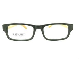READING EYEGLASSES Eco Friendly Bamboo BLUE PLANET Designer Men Women 2.... - $25.10
