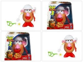 Classic Mrs Potato Head Funny Playskool Toy Story Funny Face Soft Vinyl ... - $18.29