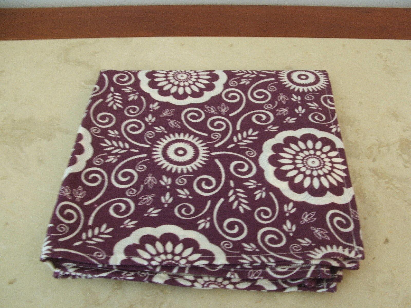 BARCELONA Purple  $ 28.99  Cloth Napkins Set 4  by J. C. Penny Home
