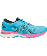 Asics Women's Gel-Kayano 25 NEW AUTHENTIC Aquarium/Black 1012A026-400 SZ... - $124.99