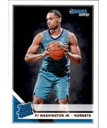 PJ Washington Jr. 2019-20 Donruss Rated Rookie Card #211 - $3.00