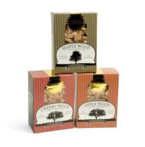 Charcoal Companion Maple, Cherry and Apple Wood Chips Sampler Pack - $11.20
