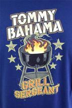 NEW TOMMY BAHAMA MEN'S PREMIUM GRILL SERGEANT CREW NECK COTTON T-SHIRT SIZE S image 3