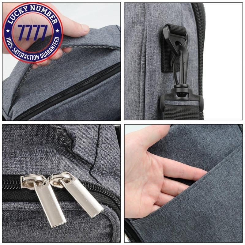 ... E-Manis Insulated Lunch Bag Lunch Box Cooler Bag With Shoulder Strap  For Men Wom ... 4b529495ad349
