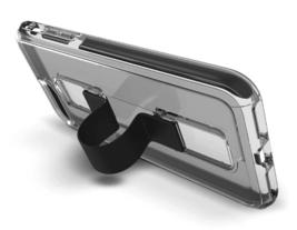 BodyGuardz Apple iPhone 8 Plus/7 Plus/6s Plus/6 Plus SlideVue Case - Smoke image 2