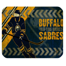 Mouse Pad The Buffalo Sabres Professional Ice Hockey Team New York Sport... - €5,33 EUR