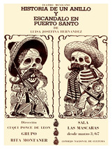 8079.Decoration Poster.Home Room wall art design.Maxican Skeletons Day o... - $11.30+