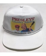 Presley's Country Jubilee Hat Branson Missouri Cap Gospel Music Signed P... - $25.24