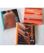 2 Book Set The Body & Soul Collection Spiral bound 2003 The Body Shop - $39.55