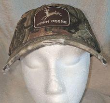 John Deere LP55387 Mossy Oak Hook And Loop One Size Ball Cap image 3