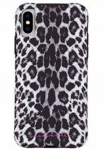 Case-Mate - iPhone XS Max Case - WALLPAPERS - iPhone 6.5 - Gray Leopard - $32.67