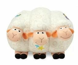 Cute Disney Toy Story 4 Billy, Goat, and Gruff Kids Plush Stuffed Toy Me... - $34.64