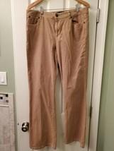Talbot's Corduroy Pants Sz 14 Curvy - $19.64