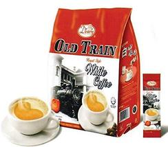 Coffee Instant 3 in 1 Old Train White Coffee - $16.32