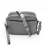 NWT Coach Signature Metallic Leather Camera Crossbody Bag New 38627   - $175.00