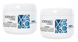 2 LOT X L'oreal Professionnel X-tenso Care Straight Masque (196g X 2 ) - $38.22