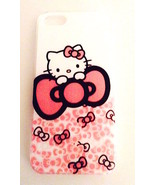 **Cute HELLO KITTY Cell Phone Case Fits iPhone 5 5s --More Styles Avail ... - $5.93