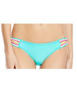 Jessica Simpson Women's Love Me Knot Macrame Side Hipster Bikini Bottom ... - $25.98