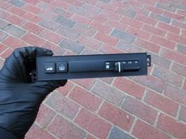 #7919B CARAVAN 93 94 95 OEM REAR AC WINDOW DEFOG DEFROST FAN CONTROL SWI... - $4.75