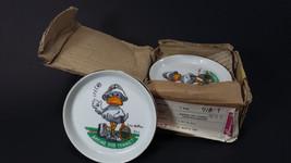 1976 Suzy's Zoo Duck Porcelain Ceramic Dish Coa... - $29.99