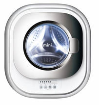Daewoo DWD-03MAPC Wall-mounted eletric washing machine Mini Slim Drum DWD-M301 image 12
