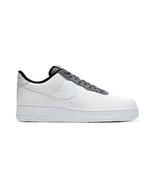 Nike Air Force 1 07 LV8 Low (White Grey/ Black/ Mist Cool/ Platinum) Men... - $185.99