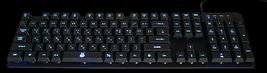 Cosy KB1331G Korean English Backlight Gaming Keyboard USB Wired Membrane for PC image 3