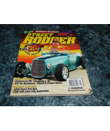 Street Rodder Magazine Vol 28 No 8 August 1999 A/C for Roadster - $2.99