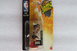 Allen Iverson & Kobe Byrant Action Figures - NBA Jams Court Collection -... - $15.99