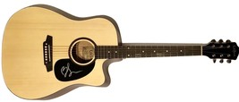 Brad Paisley Autographed Hand Signed Acoustic Electric Guitar w/COA Country - $499.99