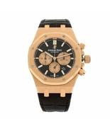 Audemars Piguet Royal Oak Chocolate Dial 18k Gold  Watch 263310R.00.d282... - $36,999.00