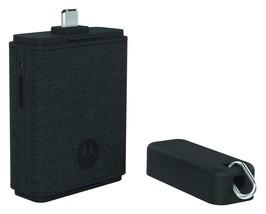 Power Bank Pack Micro Motorola OEM 1500mAh Portable Battery USB Backup C... - $7.91