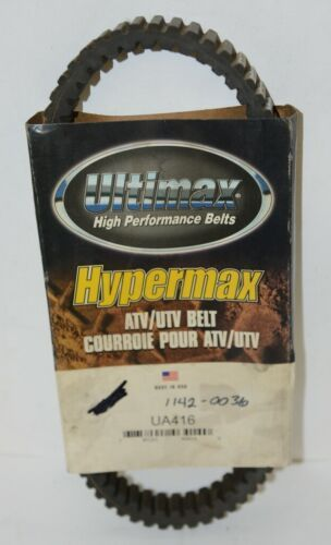 Hypermax UA416 Ultimax High Performance ATV UTV Drive Belt Double Sided