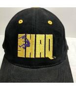 SHAQ # 34 BLACK ADJUSTABLE STRAPBACK CAP/HAT YOUTH SIZE - $21.87