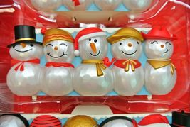 Hallmark Christmas Concert Snowmen Collector's Set Special Edition - Repaint image 7