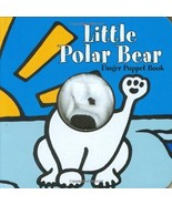 ImageBook Little Polar Bear Finger Puppet Book - $18.00