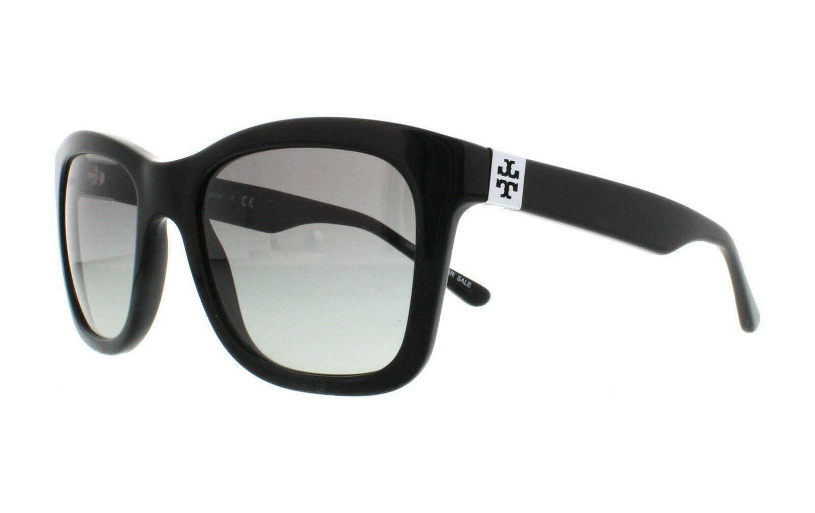 fbedd4898902 Tory Burch Sunglasses TY7118 170911 Black Frame / Black Lens Size 52-19-140  - $232.65